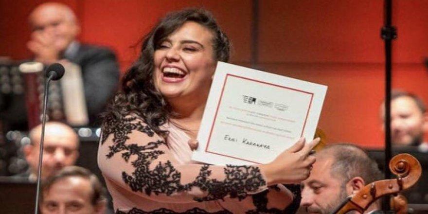 Leyla Gencer'de kazanan Ezgi Karakaya oldu