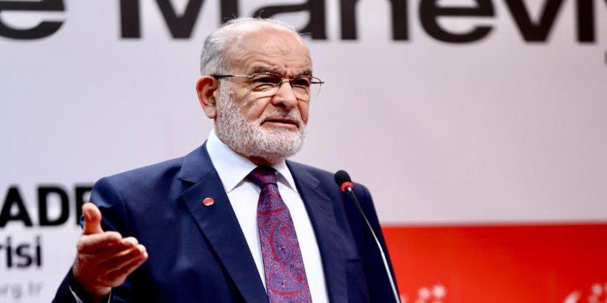 Karamollaoğlu'ndan yerel seçimlerde ittifak açıklaması