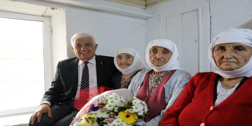 Ayşe nine 111 yaşında