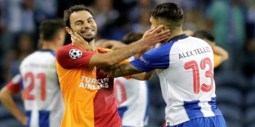 Alex Telles'ten Galatasaray itirafı!