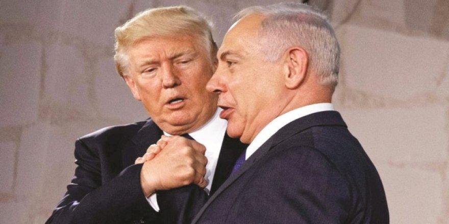 ABD İsrail'i savaşa hazırlıyor