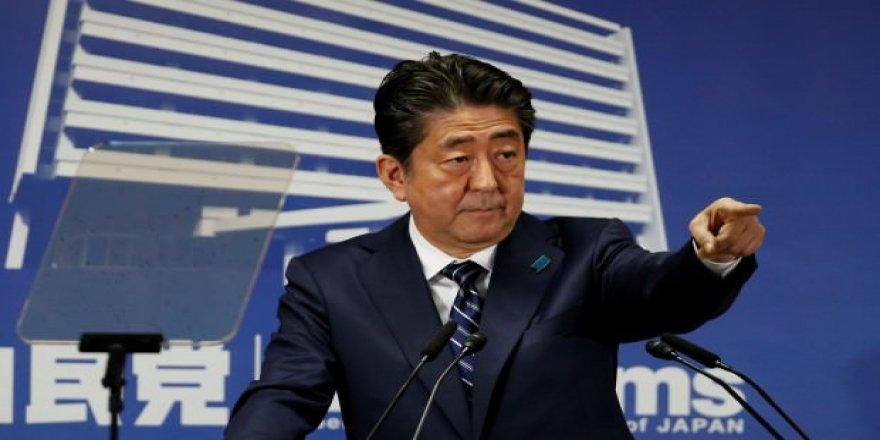 Abe: Yeni anayasa umudum sürüyor