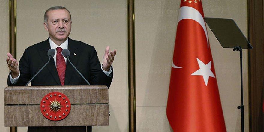 Cumhurbaşkanı Erdoğan: 'Yeni bir dönüşüm ve değişime gitme zamanıdır'