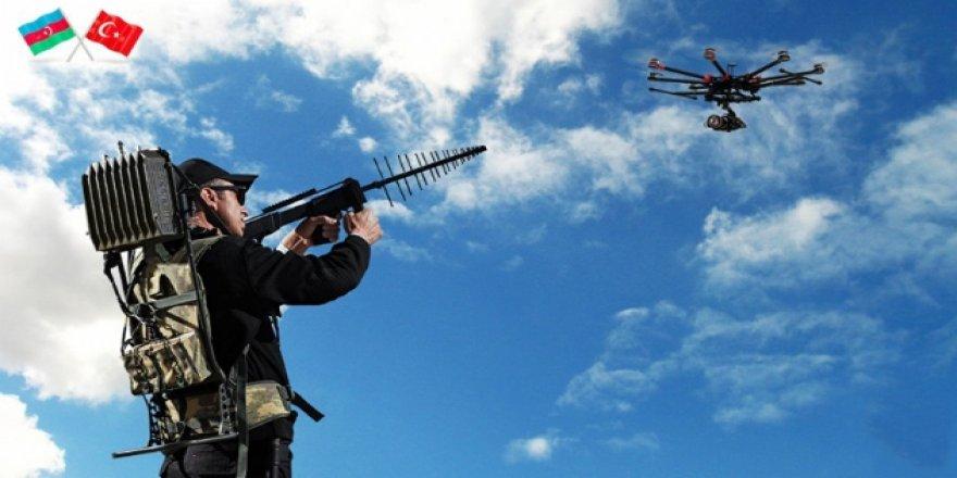Aselsan İHASAVAR Anti-Drone sistemi Azerbaycan kullanımında
