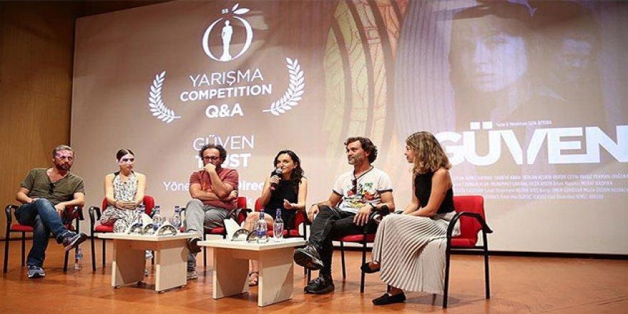 Yönetmen Öztürk: Sinema sektöründe kadın olmak zor