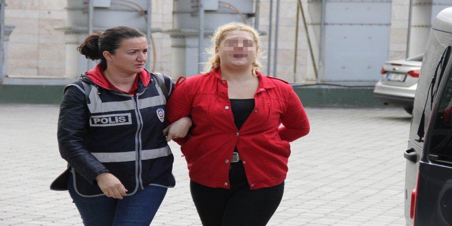 4 kişiyi bıçaklayan kadınlar adliyeye sevk edildi