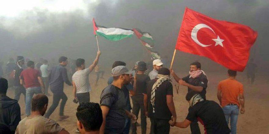 Gazze'de ölü sayısı 3'e yükseldi