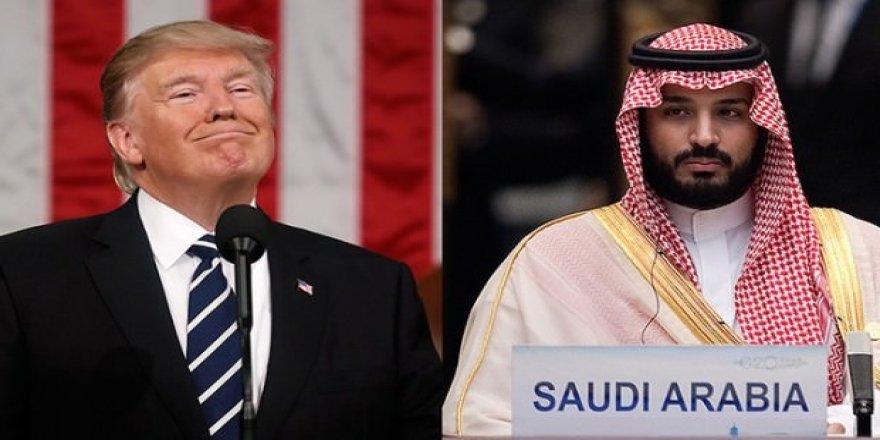 Prens Selman, Trump'a resti çekti!