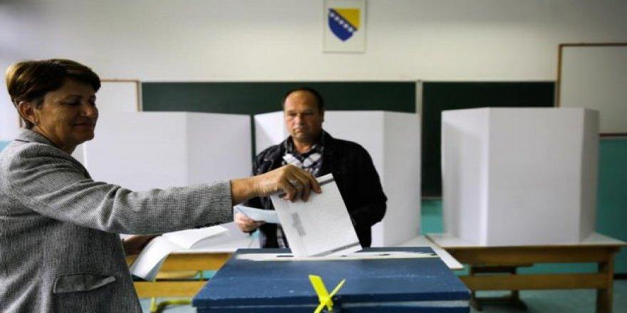 Bosna Hersek halkı sandık başında