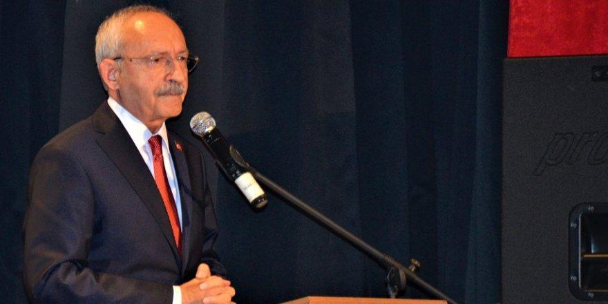 Kılıçdaroğlu: Türkiye'de ekonomik kriz var