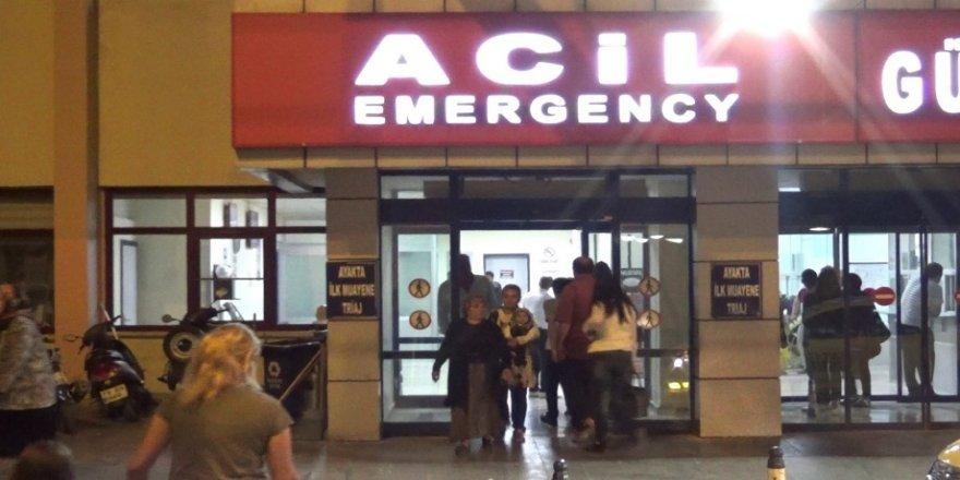 Klor gazından 32 kişi zehirlendi