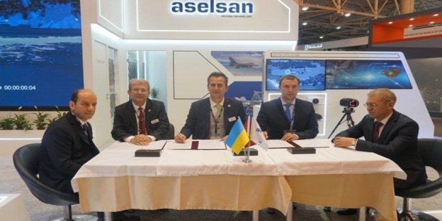 ASELSAN'dan Ukrayna hamlesi!