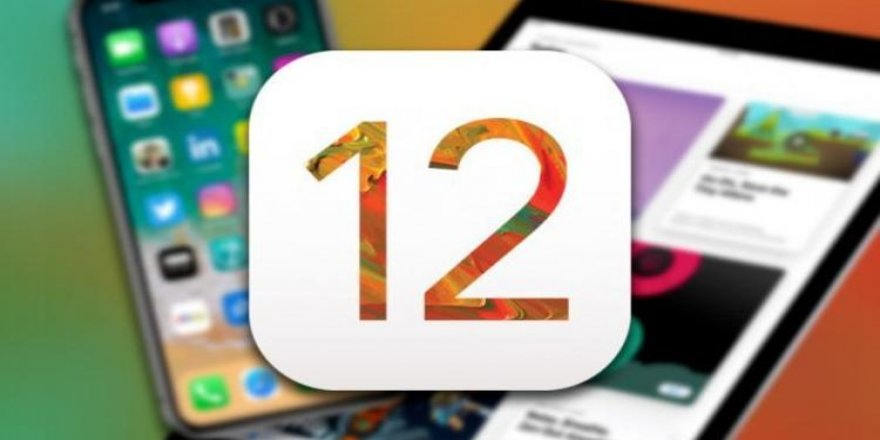 iOS 12.0.1 güncellemesi yayında! Yeni neler var?