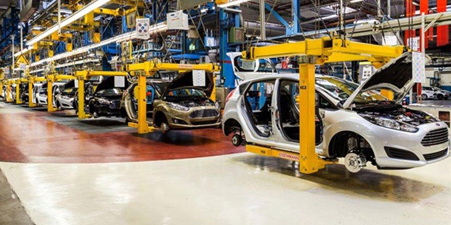 Ford Otosan'da üretim duracak