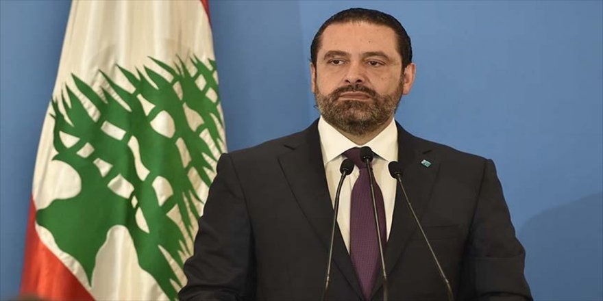 Hariri'den yeni hükümet açıklaması