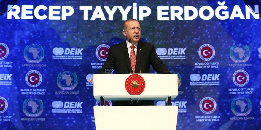 Erdoğan: Bunun adı neokolonyalizm