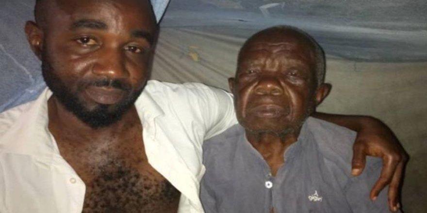 100 yaşındaki mahkum için kampanya