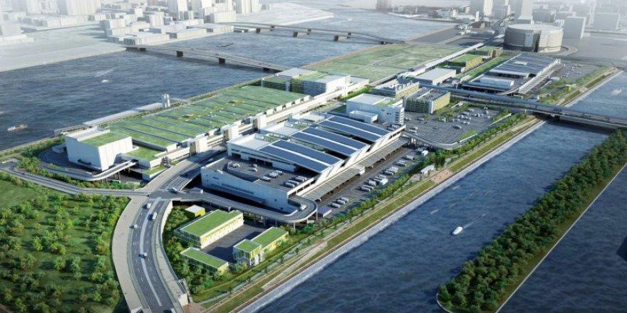 Tokyo'nun yeni balık pazarı kapılarını açtı