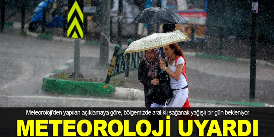 Meteoroloji'den uyarı!