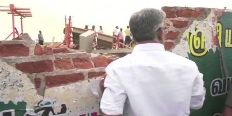 Air India uçağı felaketin eşiğinden döndü