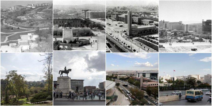 Ankara'nın 95 yıllık dönüşüm öyküsü