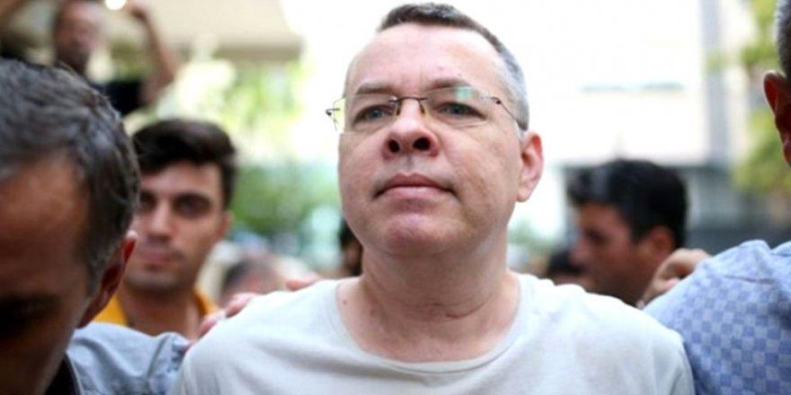 ABD basını duyurdu ! Brunson'a karşılık serbest bırakılacak