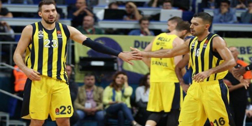 Fenerbahçe Gran Canaria'ya acımadı!