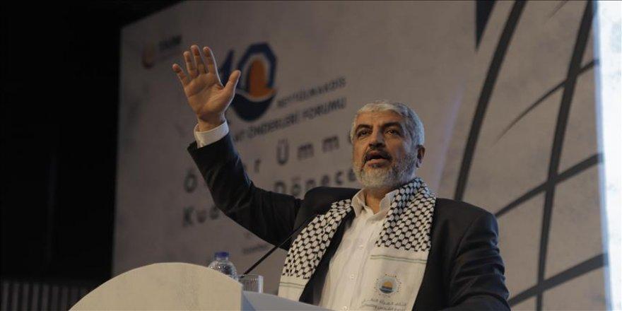 Bölgedeki sorunlar Filistin'i gündem dışı bıraktı