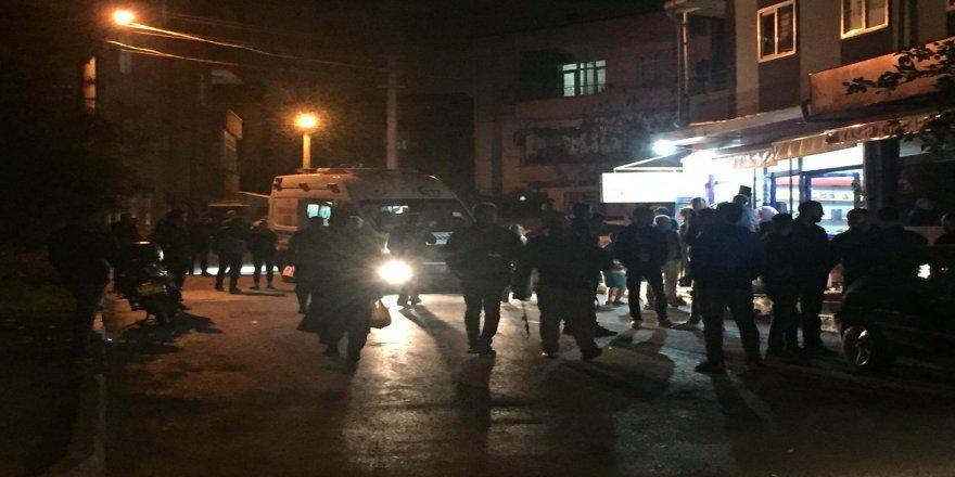 Gebze'de silahlar konuştu: 1 ölü !