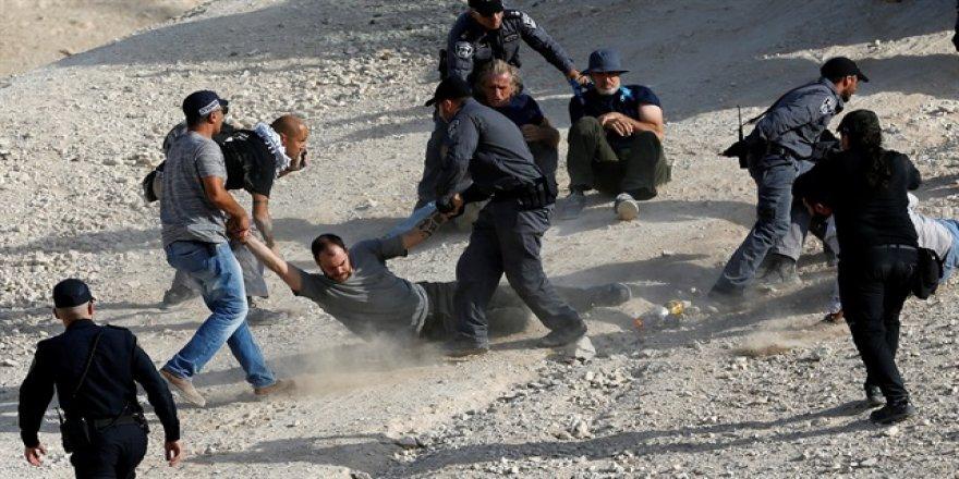 İsrail'den aşağılık operasyon