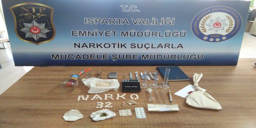 14 adrese eş zamanlı 'torbacı' operasyonu: 10 gözaltı