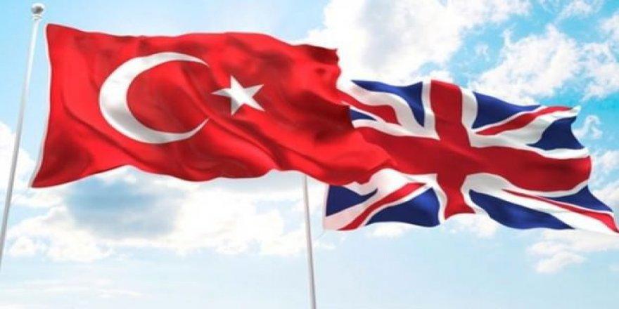 İngiltere'den Türkiye'ye tam destek