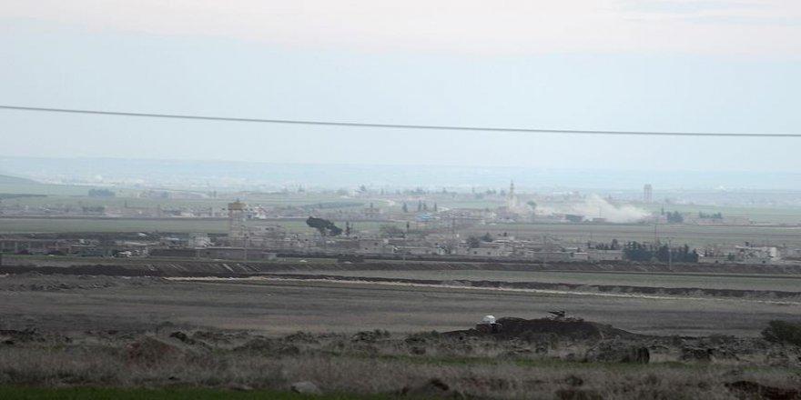 ÖSO ve YPG/PKK Suriye'nin kuzeyinde çatıştı