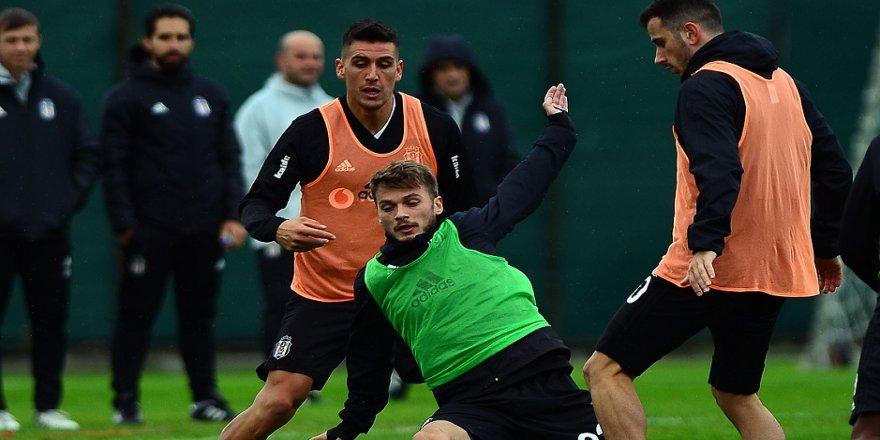 Beşiktaş'ta Adem Ljajic mutluluğu
