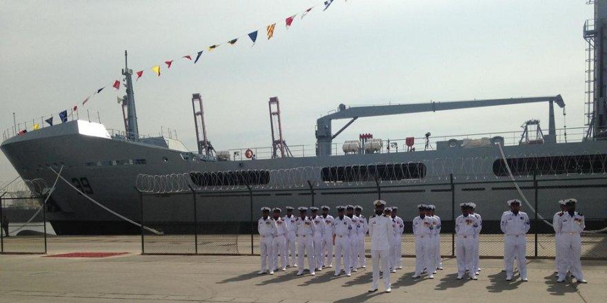 Pakistan Denizde İkmal Gemisi, teslim edildi