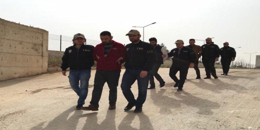 DEAŞ operasyonu: 6 Iraklı'ya gözaltı