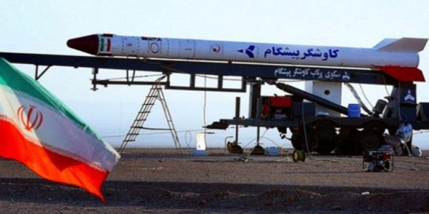 İran'dan tüm dünyayı tedirgin eden füze!