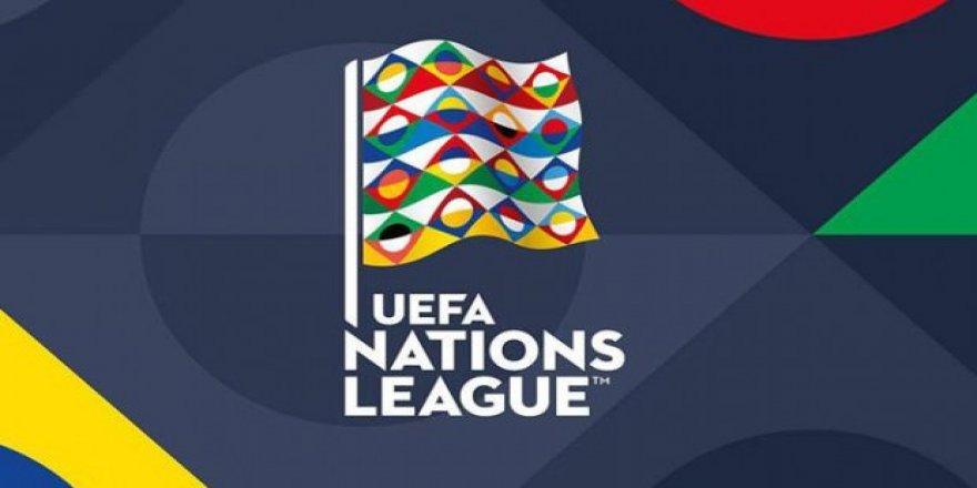 UEFA Uluslar Ligi gecenin sonuçları