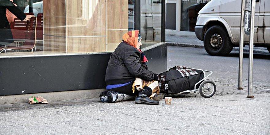 Halkın yüzde 22,5'i yoksulluk sınırında