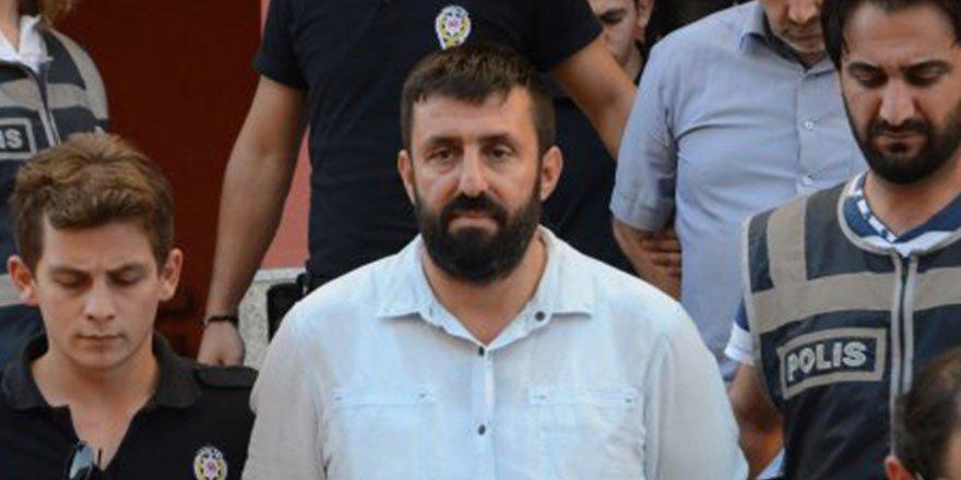 Murat Çakmak tahliye edildi