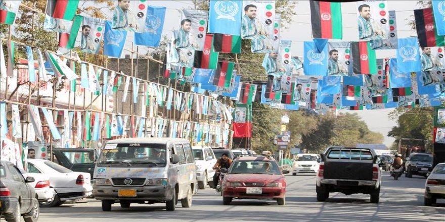 Afganistan'da genel seçim için tüm hazırlıklar tamamlandı