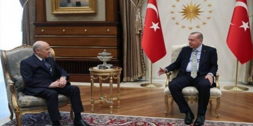 Erdoğan ile Bahçeli EYT konusunda mutabık kaldı