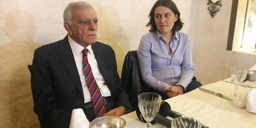 Kati Piri, Ahmet Türk'ü ziyaret etti