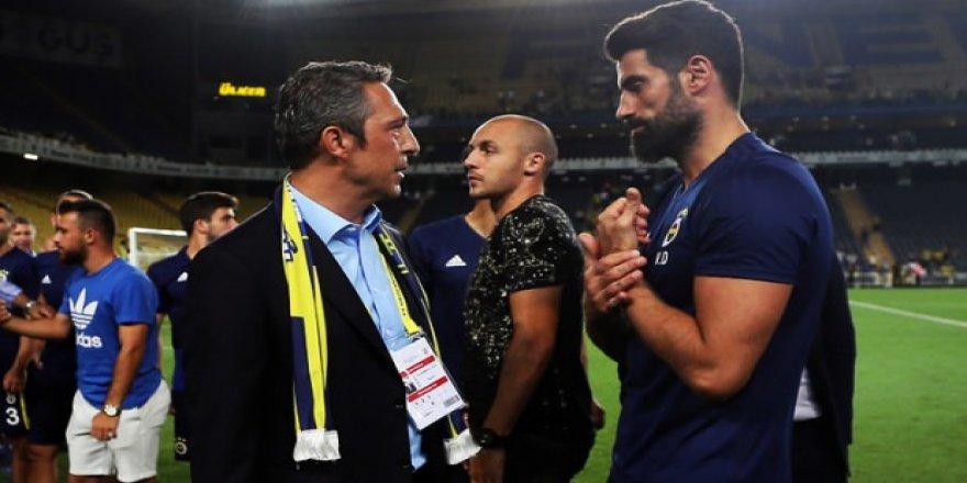 Tek korkusu 'Fenerbahçe'den ayrıldı' demeleri!