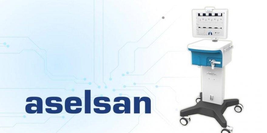 ASELSAN tıbbi cihaz sektöründe hedef büyüttü