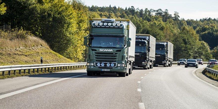 Scania'nın otonomu kadınlara emanet