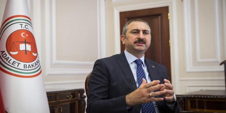 Bakan Gül'den Danıştay'a tepki