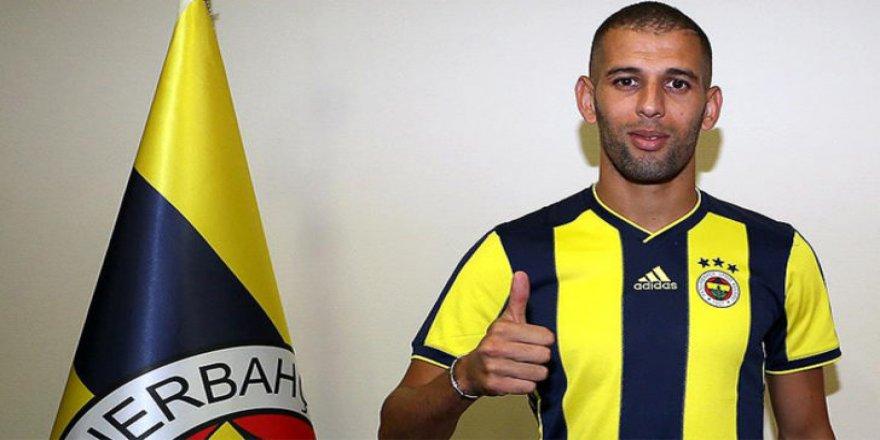Slimani, Sivasspor maçında yok