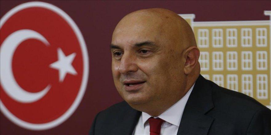CHP'den Meclis'e 'Kaşıkçı' önergesi