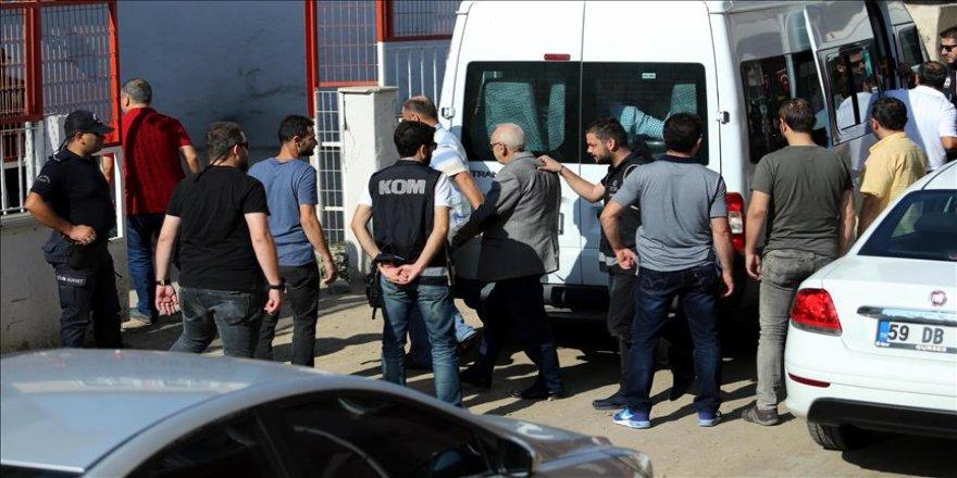 FETÖ'nün mali yapılanmasına operasyon: 14 tutuklu